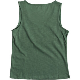 Roxy Red Lines A Top Tri sin Mangas Mujer, duck green